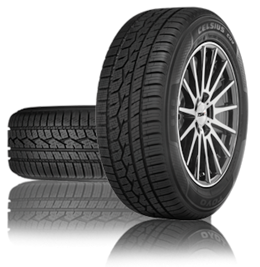 Toyo Celsius Cuv >> Why Buy all weather tires   Country Tire Automotive