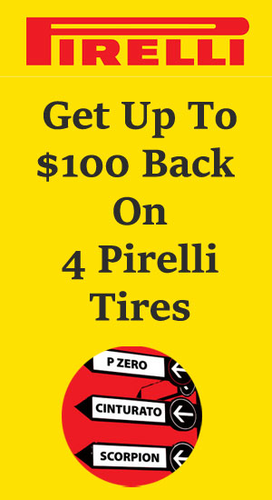 Pirelli tire sales, coupons and discount tires