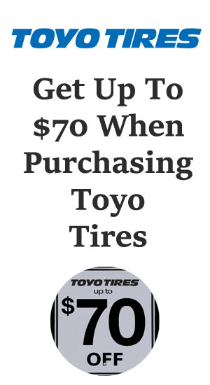 Toyo tire sales, coupons and discount tires